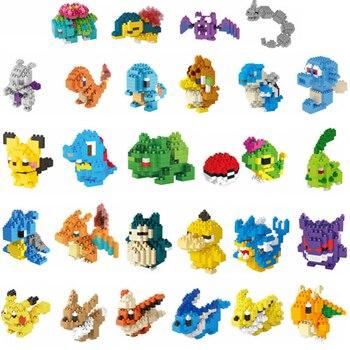 Mini bloques de Lego de Varios Pokémon(Precio/Ud) Merchandising de Pokémon