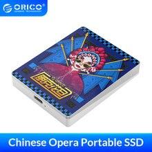 Внешний жесткий диск orico 1 ТБ ssd 120 ГБ 240 480 серия doodle