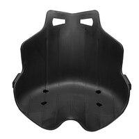 Almofada de assento de kart à deriva equilibrada para karting hoverboard preto