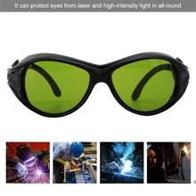 Od5 200nm-2000nm iluminação óculos de proteção laser proteção de luz de segurança óculos de proteção de segurança óculos de proteção
