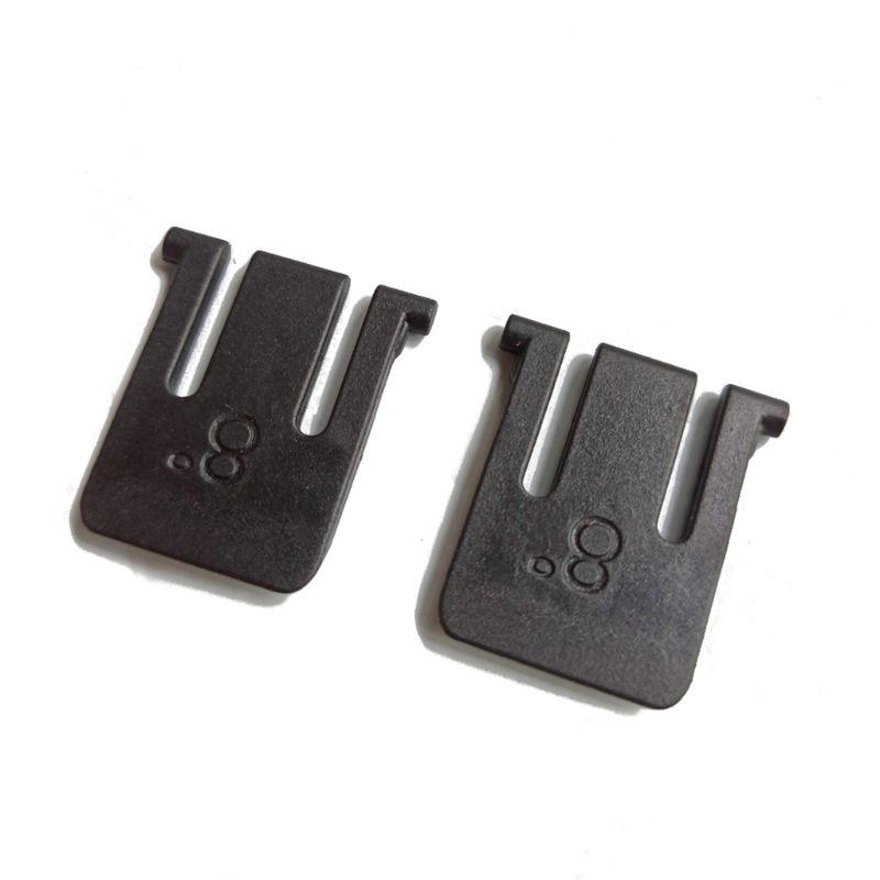 2Pcs Keyboard Bracket Leg Stand for logitech K220 K360 K260 K270 K275 K235 Keyboard Repair Parts