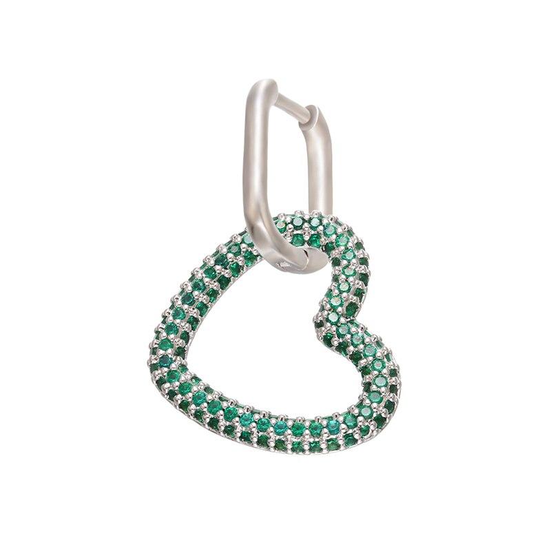 silver green1pcs