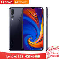 Global ROM Lenovo Z5s Z5 S Smartphone Snapdragon 710 Octa Core 4GB 64GB Face ID 6.3inch Android P Triple Rear Camera Smartphone