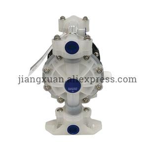"""Image 3 - BML 15P 57L/Min1/2 """"PP malzeme PTFE plastik hava ile çalışan pnömatik diyafram pompası çift yönlü sıvı BML 15 diyaframlı pompa"""