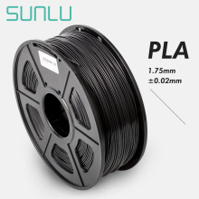 SUNLU Plastic PLA 3D Filament For FDM Printer 3D Printer Material Low Shrinkage Printing Filament Sublimation Blanks 1.75MM 1KG