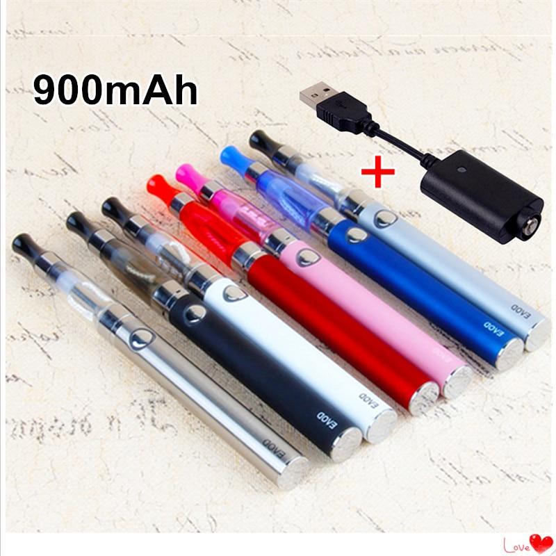 Top CE4 EVOD E Cigarette Single Kit Electronic Cigarette 900mah EGo Vaporizer 1.6ml CE4 Atomizer Electronic Hookah Vape Pen Set