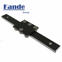 Linear slide W30mm 1PC OSGR30 rail + 1PC OSGB30 slider External dual-axis slide is suitable for 3D printer CNC engraving machine