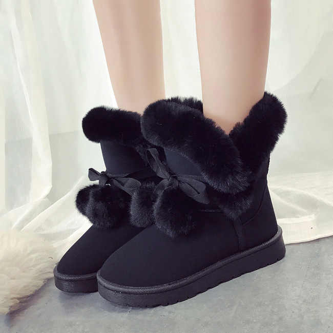 warm winter boots women snow boots winter shoes ankle boots for women female shoes winter women boots botas mujer invierno 2019