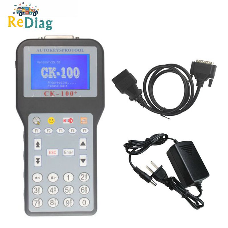 Hot Sale CK-100 Auto Key Programmer CK100 V99.99 Newest Generation SBB CK100 Programming CK 100 Free Shipping