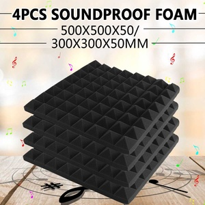 4PCS 30X30X5cm Studio Soundpro