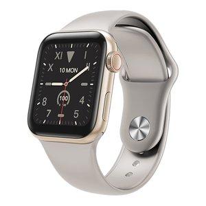 Мониторинг температуры тела стильный браслет Смарт-часы сон упражнения шаг умный Браслет Водонепроницаемый модный браслет