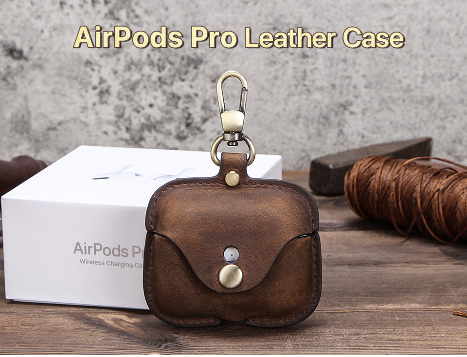 Retro Genuine Case for Airpods Pro 33