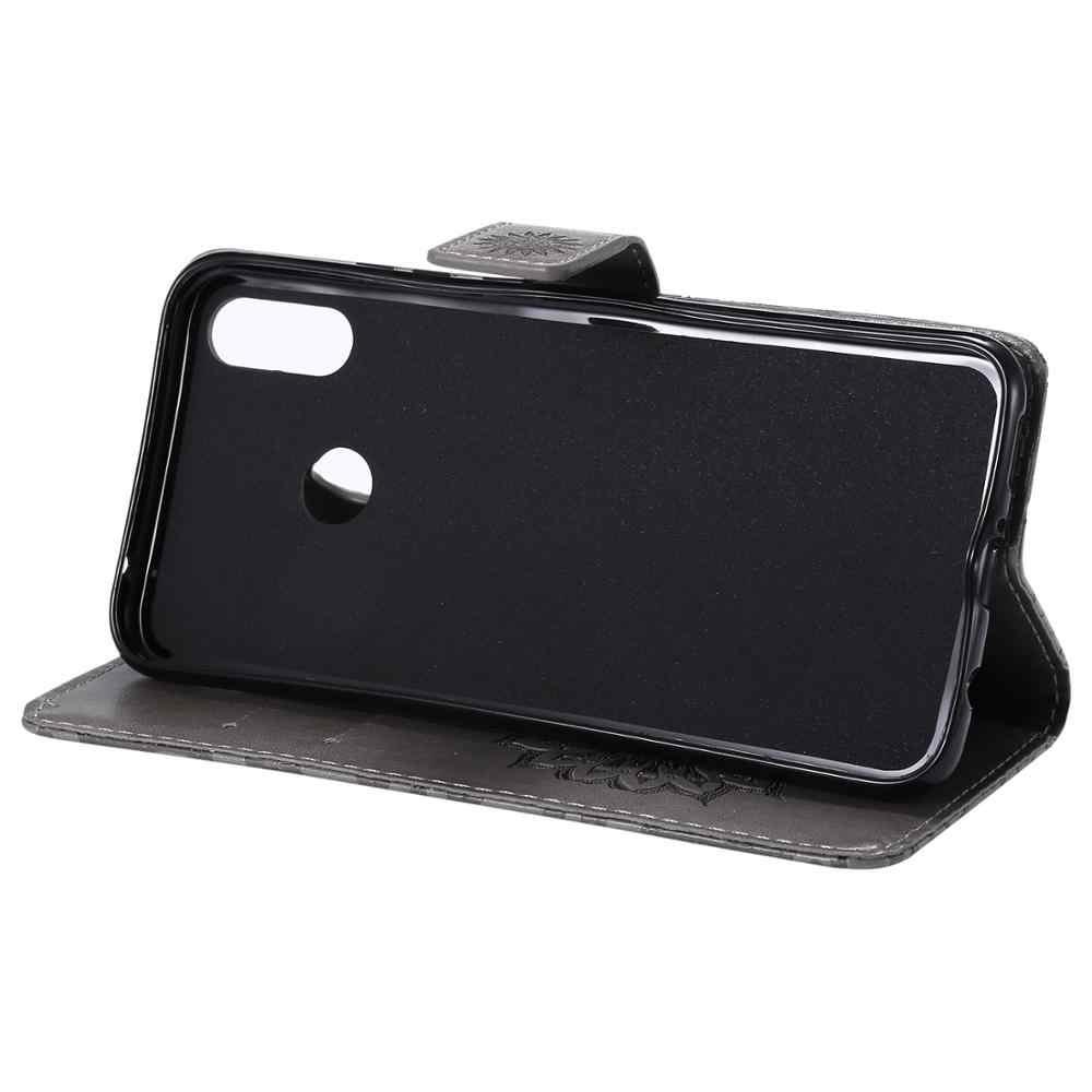 Flip Case Huawei P30 P20 P10 P9 P8 lite Pro 2017 P akıllı Z 2019 Nova 2 2i lite 3 3i 3e 4 4e PU deri + cüzdan kapak
