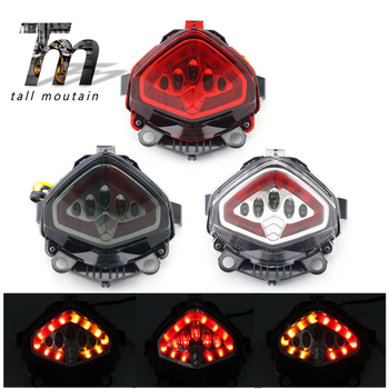 LED Tail Brake Light Turn Signal For HONDA CB500F CBR500R CB500X CB400X CBR400R 2013-2015 14 Motorcycle Integrated Blinker Lamp for honda cbr500r cb500f cb500x cb 500x 500f cbr 500r 2013 2015 cnc folding clutch brake levers for motorcycle