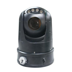 Face recognition stepped up to move the PTZ camera,Built-in 23X 1080 P 6.5-130mm movement,Built-in lithium battery for contin