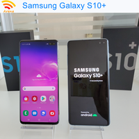 "Original Samsung Galaxy S10+ G975F S10 Plus 6.4"" Global Version RAM 8GB ROM 128GB【95% New】NFC Exynos 1 Sim 4G LTE Mobile Phone 2"