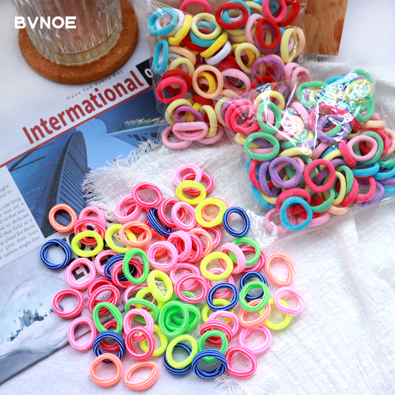 Girl Hair Bands Set for Children Baby Headband Elastic Rubber Bands Hair Accessories Hair Ties Clip Scrunchie Kid Hair Ornaments
