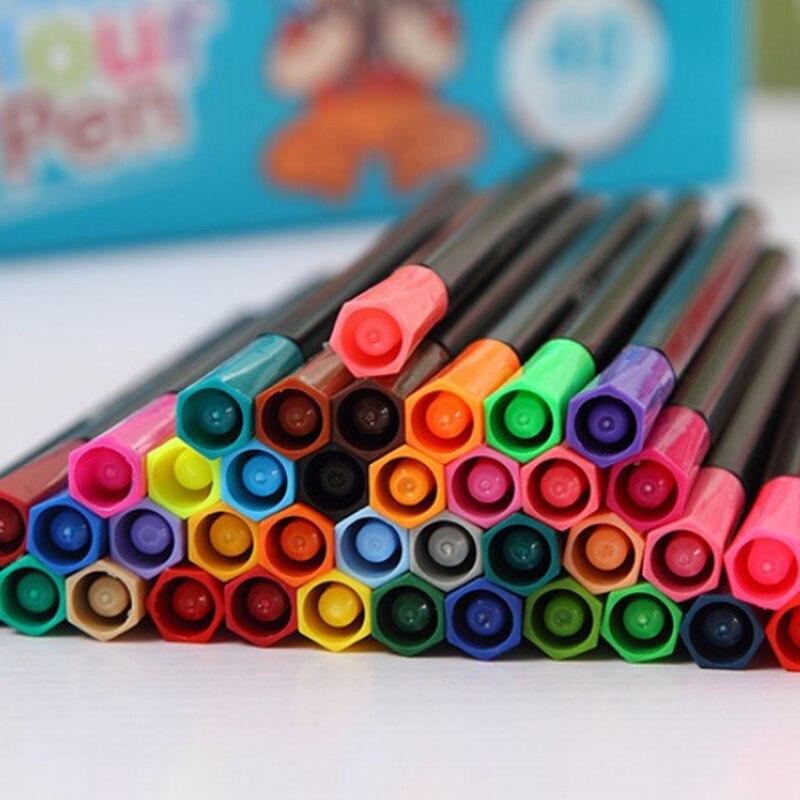 caneta linha fina arte marcador caneta pintura caligrafia 02