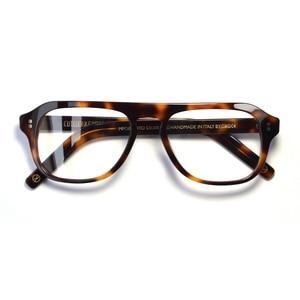 Image 3 - Kingsman2 The Golden Circle Optical Glasses For Man Acetate Frame Glasses Eyewear