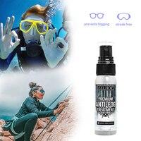 Anti-Fog Spray Eyeglass Lens Cleaner Car Windscreen Goggles Long Lasting Defogger Anti Fog Spray Weather Protection 32 ml 3