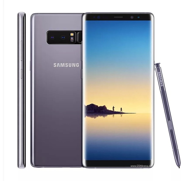 "Original Samsung Galaxy Note8 Note 8 N950U Mobile Phone 4G LTE 6GB RAM 64GB ROM Snapdragon 835 Octa Core 6.3"" NFC used Phone"
