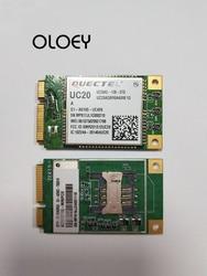 UC20A MINIPCIE WCDMA moduły  wsparcie 850/1900MHz UMTS  3G tylko 100% nowy oryginalny na