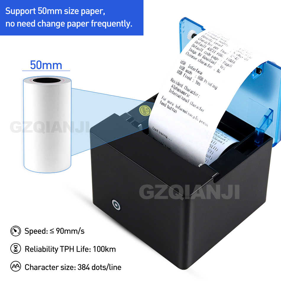 Aplikasi Gratis Android Bluetooth Thermal Printer 58 Mm Mini Bluetooth Thermal Receipt Printer Bluetooth Android IOS POS Thermal Printer