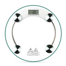 180KG Digital Weighing Scale Electronic Tempered Glass Body Weight Scales