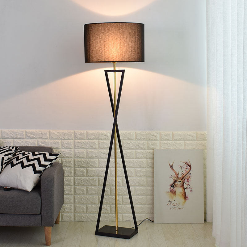 Nordic Contemporary Floor Lamp, Decorative Lamps For Living Room