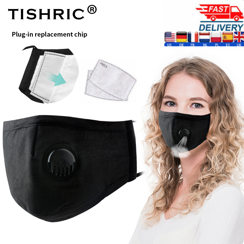 10/50/100 Pcs PM2.5 For Adult Anti Dust Mask Protection Filters Carbon Mouth Face Mask Filter Replacement Disposable Protection
