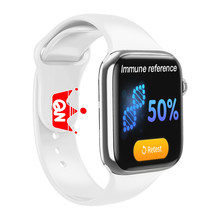 "Smart Watch 1.54 ""Bluetooth Panggilan Suhu Tubuh Heart Rate Monitor IP67 Tahan Air Digital Olahraga Jam Tangan untuk Xiaomi Redmi Oppo(China)"