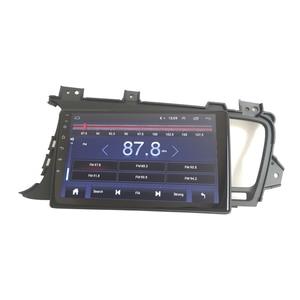 Image 4 - 4G WIFI 2G 32G אנדרואיד 9.0 2 דין רכב רדיו עבור KIA K5 אופטימה 2011 2015 autoradio רכב אודיו רכב סטריאו автомагнитола