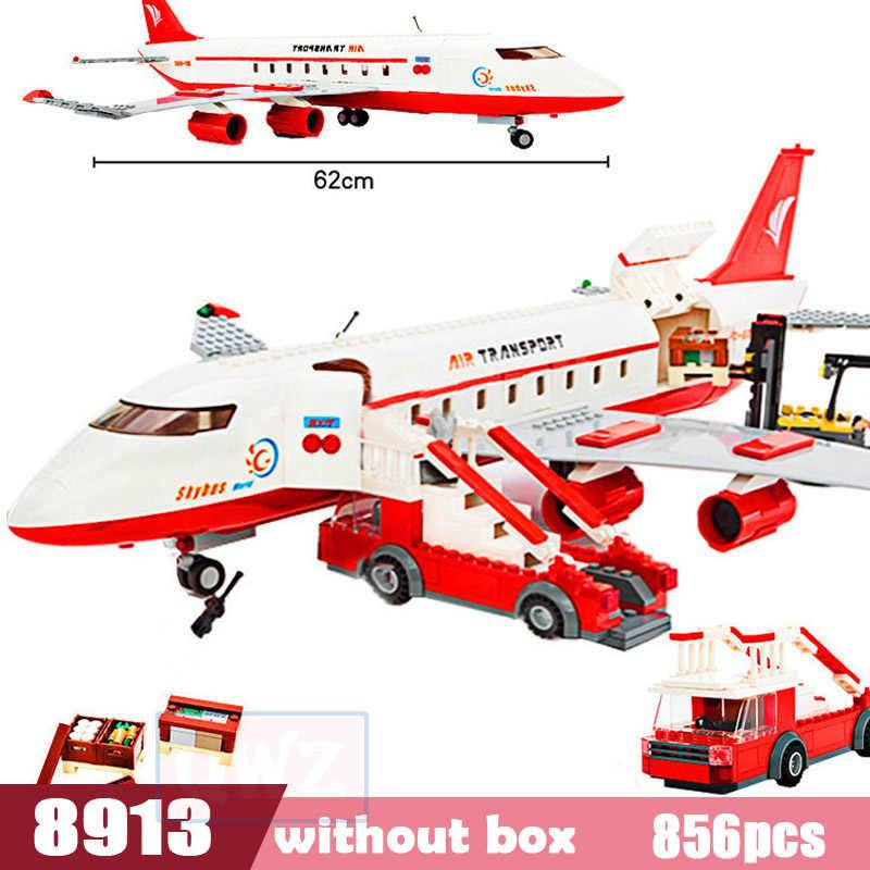 QWZ Città Spazioporto Space Shuttle Legoes Blocchi di Costruzione Mattoni Educativi Giocattoli Per Bambini Per I Bambini I Regali Di Natale