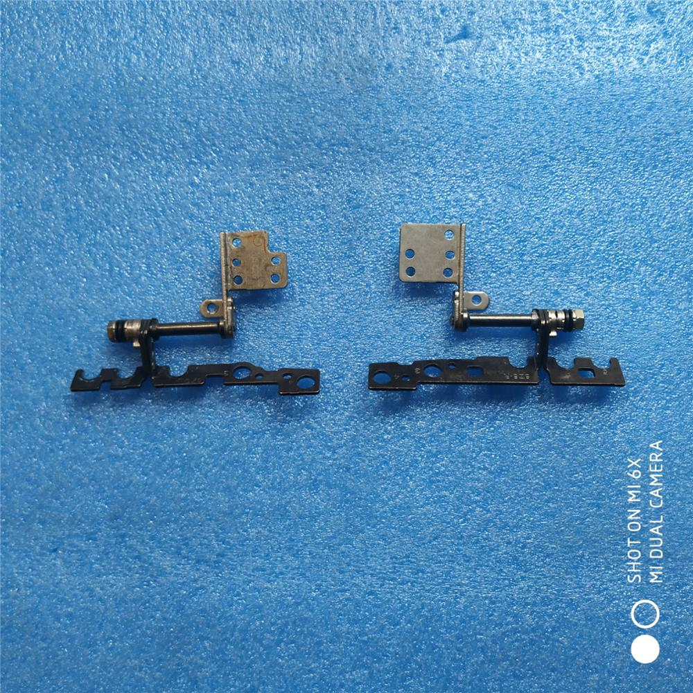 New for Lenovo IdeaPad S210 LCD hinges set For Touch Screen