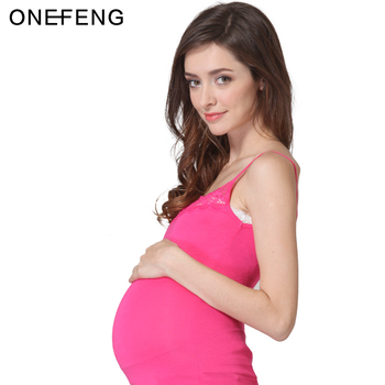 ONEFENG Fake Pregnant Belly 2000-4600g/pc Skin Adhesive Backside Silicone Stomach for Unisex