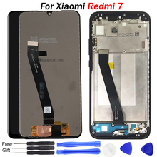 цены на For Xiaomi Redmi 7 LCD Display Touch Screen Digitizer Assembly 6.26
