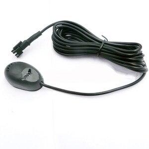 Image 2 - Enregistrement automatique professionnel de fenêtre domidirection de condensateur de Microphone de voiture avec la prise de SM pour la ligne damplificateur de voiture 2M