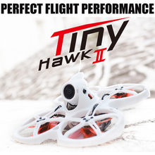 Emax Tinyhawk 2 Bnf Frsky 1-2s Led 200mw Runcam Nano 2 Camera Racing Fpv Drone Drones With Camera Rc Helicopters Hi-tech Toys(China)