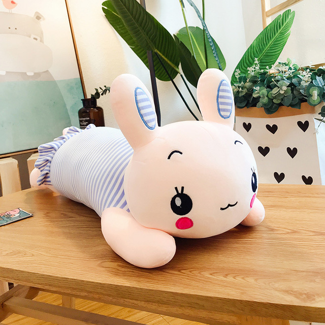 60-120cm Kawaii Dolls Stuffed Animals & Plush Toys for Girls Children Boys Toys Plush Pillow Bunny Stuffed Animals Soft Toy Doll