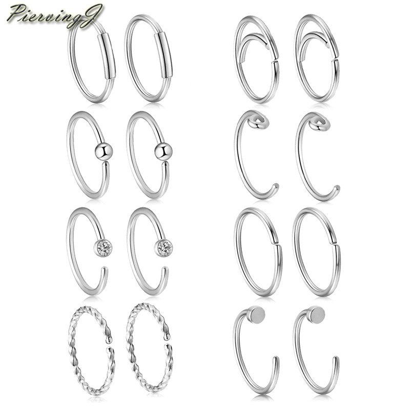 Jewelry Watches Body Piercing Jewelry Nose Ring Eyebrow