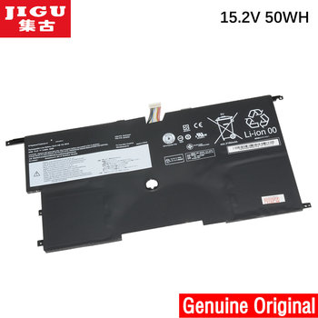JIGU 15.2V 50WH ORIGNAL Laptop Battery 00HW002 00HW003 45N1070 45N1071 SB10F46440 FOR LENOVO For ThinkPad X1 Carbon (3444) image