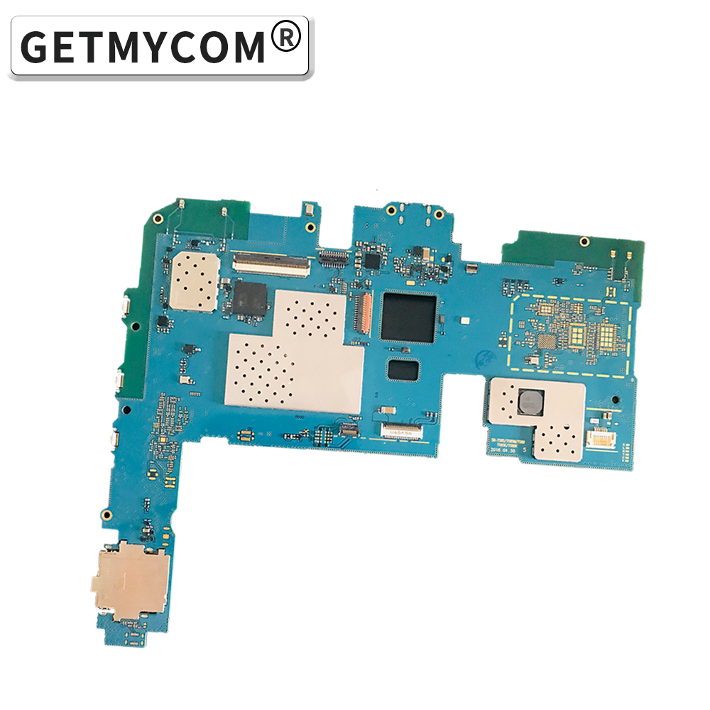 Mainboard For Samsung Galaxy Tab A SM-T580 SM-T585 T580 T585 16GB Motherboard Logic Board Circuits Card Fee T580 Motherboard