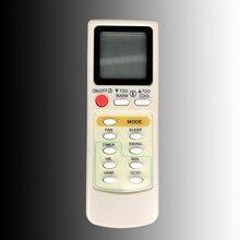 Novo AC Substituição Para HUALING controle Remoto Universal A/C Remoto Fernbedienung Controlador Condicionador de Ar