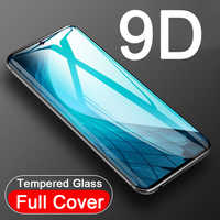 9D Full Cover Protective Glass For Moto G5S Plus G6 E6 G7 E4 Screen Protector Motorola Moto One Action Zoom P40 Tempered Glass