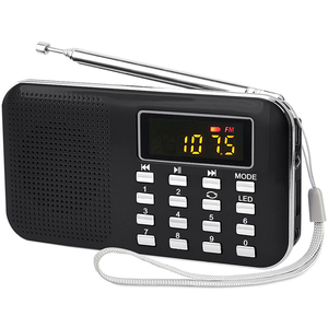 L218 Portable Digital Radio Re