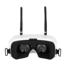Headset-Glasses Video FPV Dual Support Diversity/Receiver 48CH