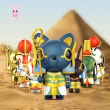 Ornaments-Model Blind-Bag Toys Figures Guess-Bag Anime Cute Ciega Caja Desktop Egyptian