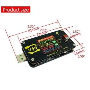 Image 5 - USB DC DC باك دفعة محول 0.6 30 فولت 5 فولت إلى 9 فولت 12 فولت 24 فولت LCD وحدة امدادات الطاقة الجهد المنظم LCD محول دروبشيب