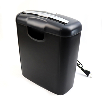 Office Paper Shredder Home Office Electric Mute Shredder Mini Household Paper Shredder Cutter A6 A4 Folding Machine for Office H 1