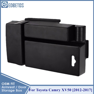 Image 5 - * Camry Car Armrest Box Center Console Storage Glove Box Organizer Insert Tray For Toyota Camry 2012 2013 2014 2015 2016 2017